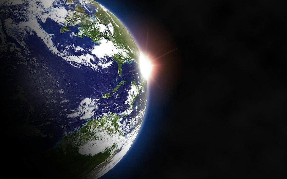 Земной шар картинки красивые, день