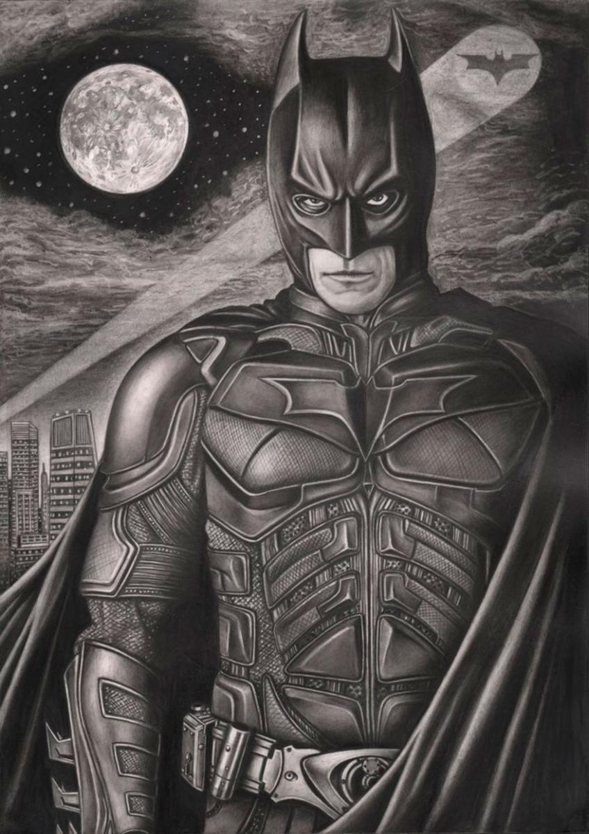 награды фото бэтмена рисунок сабреддите ожидания