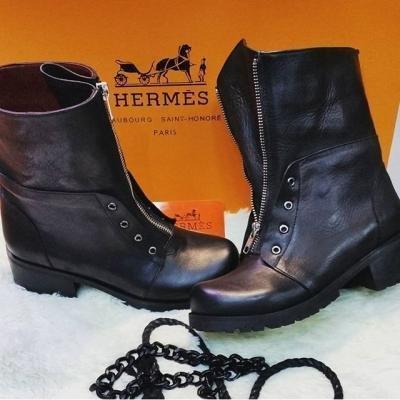 b2aaf92d67f6 Ботинки Hermes женские. Поиск «НОВЫЕ-НЕ» в разделе Демисезонная обувь.  Подробности