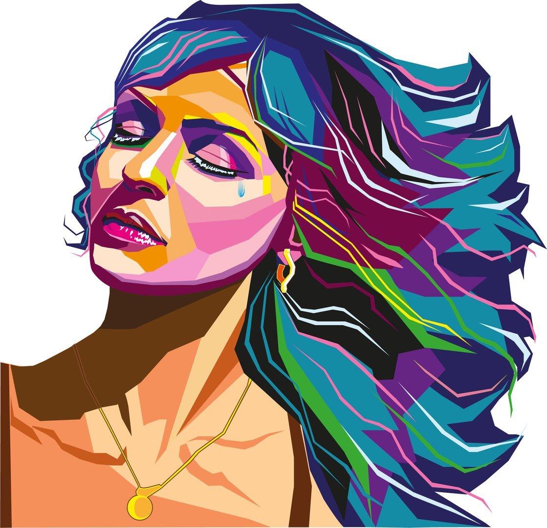 Рисунки в стиле поп арт