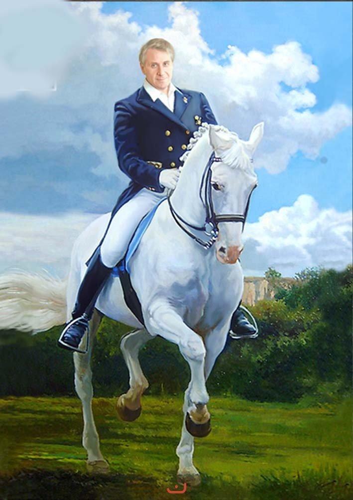 Картинка с лошадью эдуард