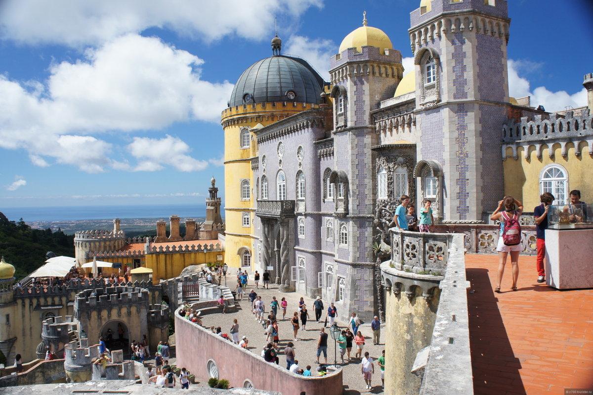 Лиссабон достопримечательности фото с описанием