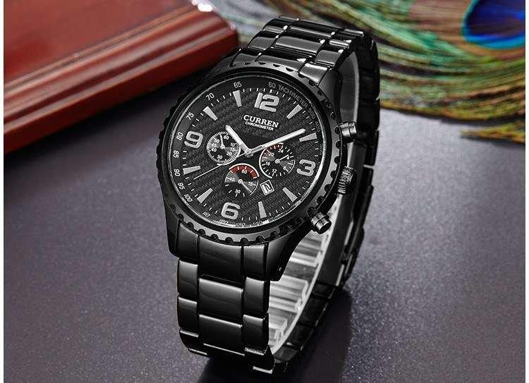 Элитные мужские часы Curren 8225 в Чусовом. Мужские наручные часы   продажа 1e5f903208cfa