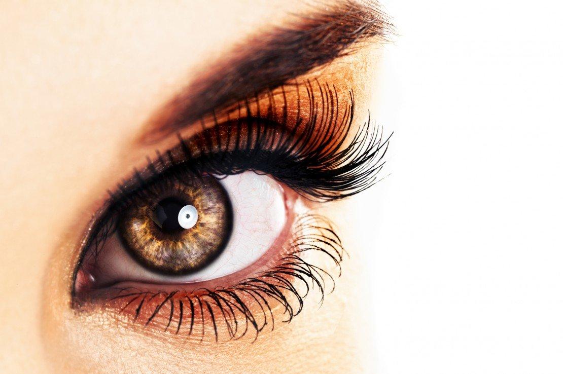 Новым годом, картинки с красивыми глазами и ресницами