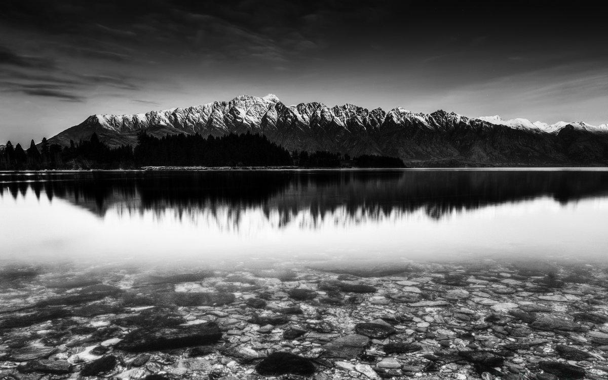 выразила красивые черно белые пейзажи картинки отличается