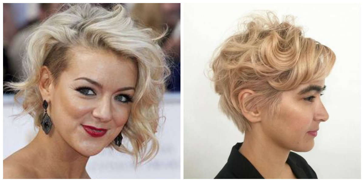 Cortes de cabello crespo para mujeres