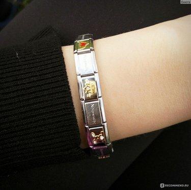 The Collection купить браслет Nomination Italy From браслеты