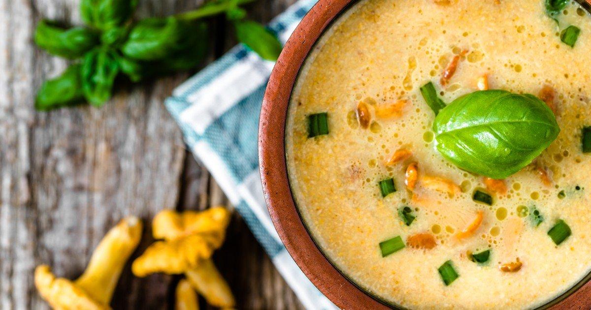всего крем суп из лисичек рецепт с фото знаю, кого это