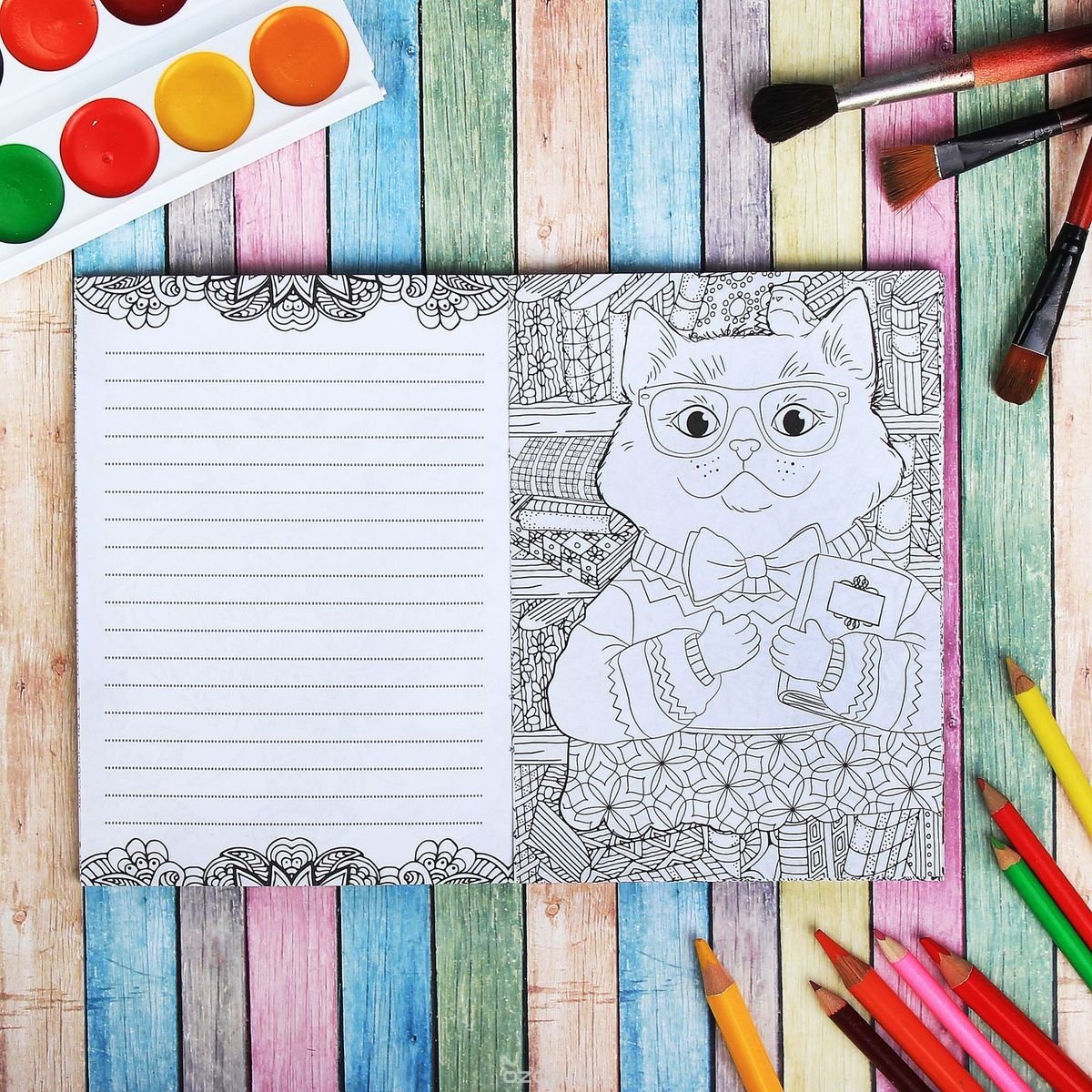 Картинки для обложки на тетрадь для срисовки