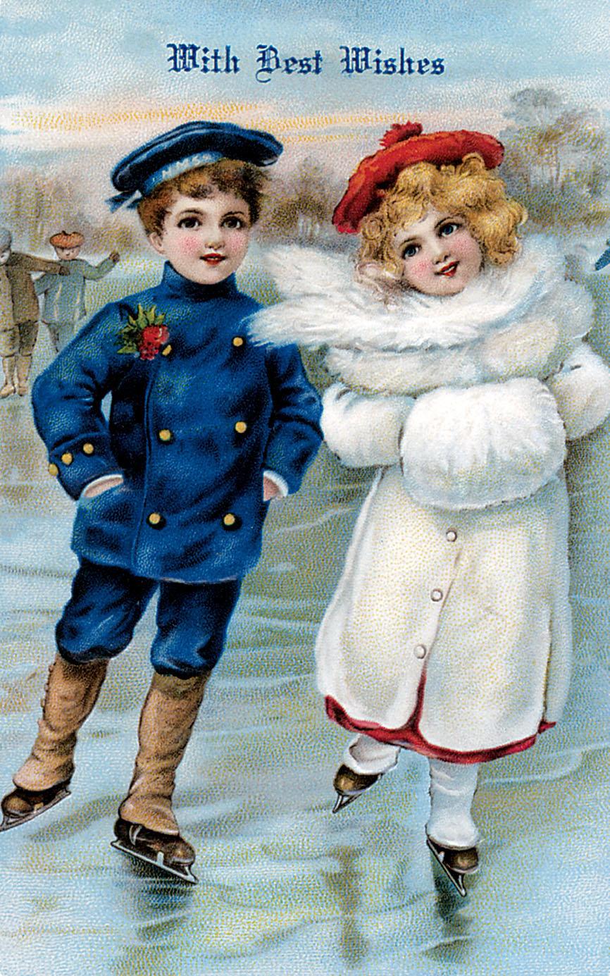 720, история новогодней открытки для детей с картинками