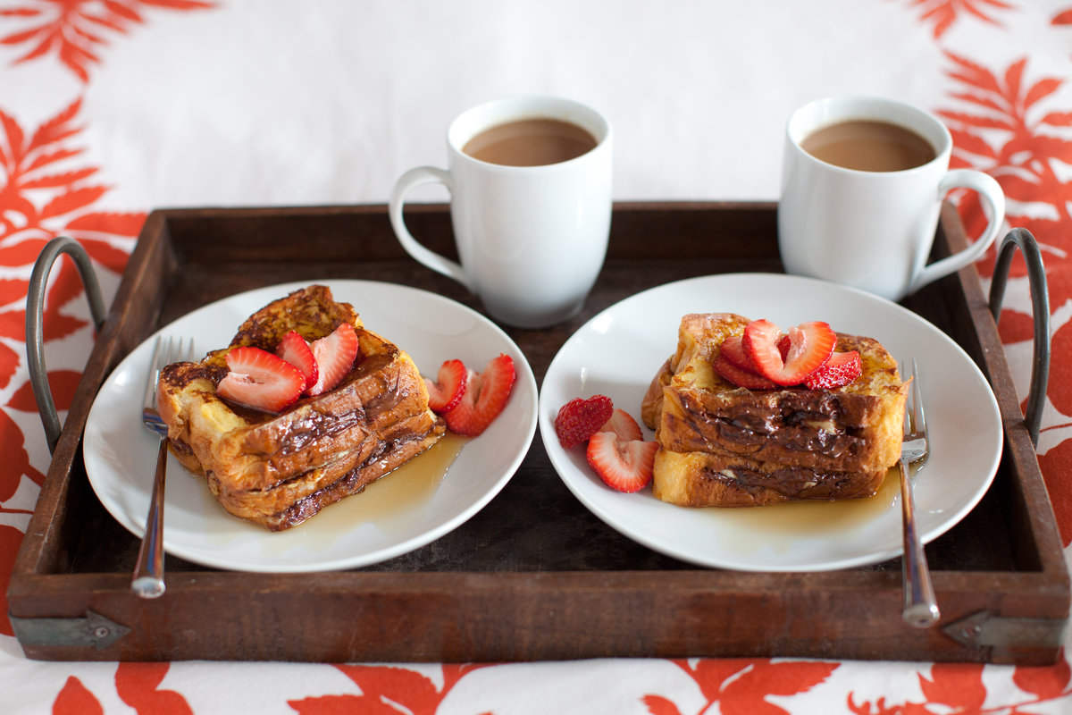 Картинки утренний завтрак на двоих