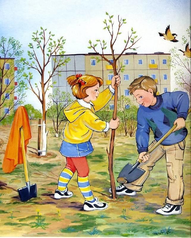 Картинки, картинка про весну для детей