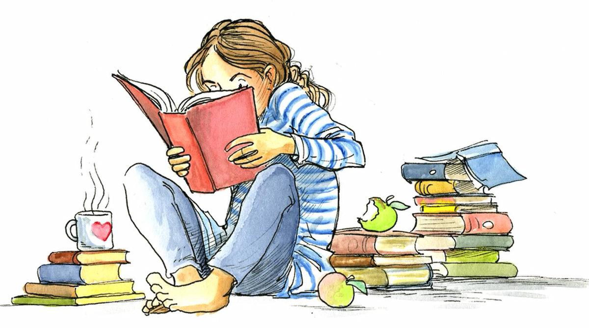 Читатель смешные картинки, годик девочке