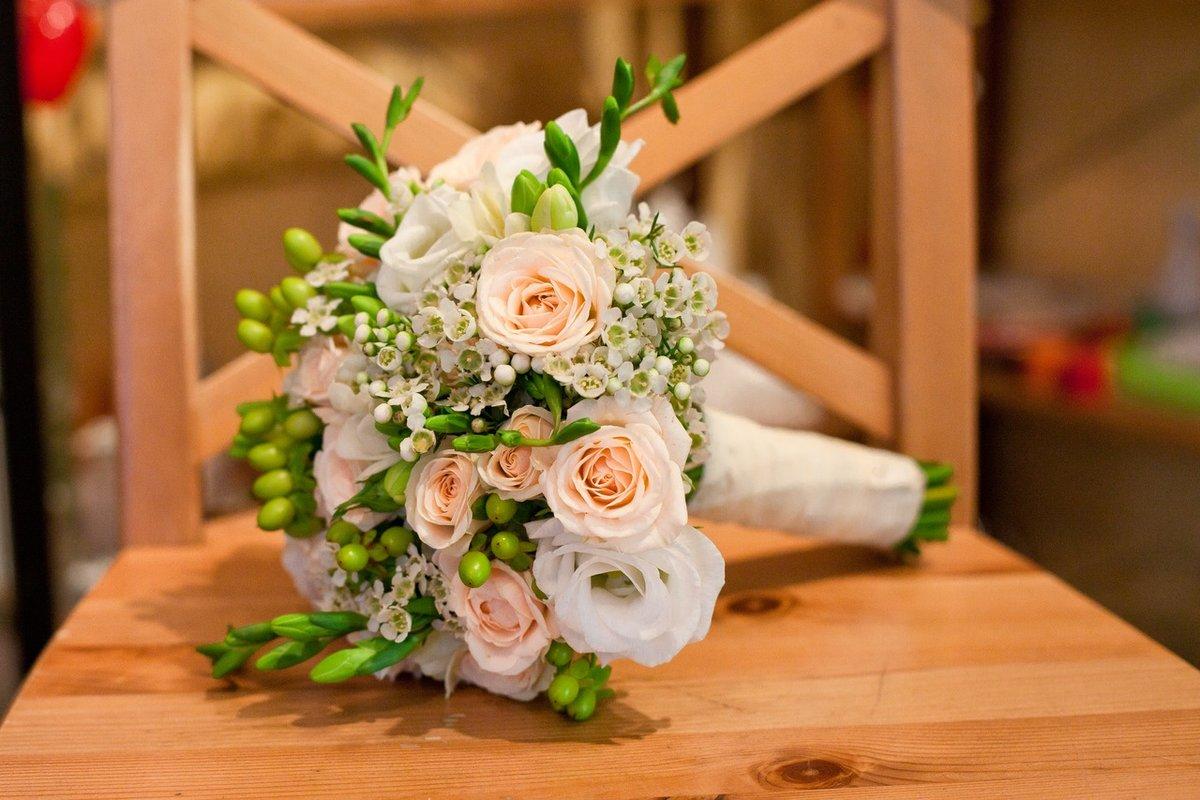 Флористика букеты свадебные фото