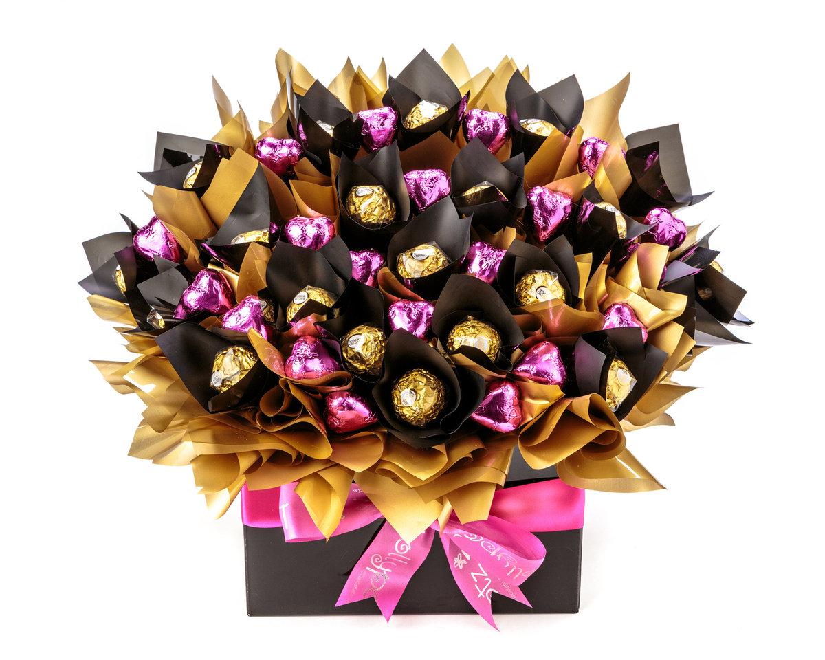 букет из конфет картинки с днем рождения только