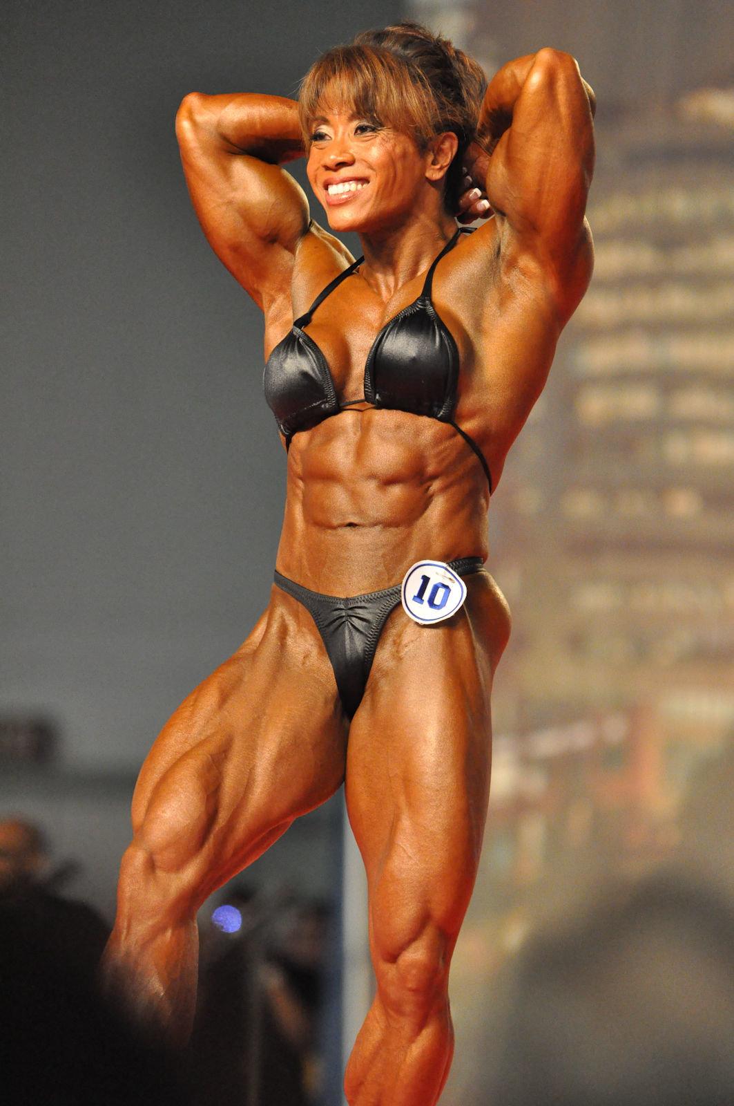 Mothers pictures senior female bodybuilders hop