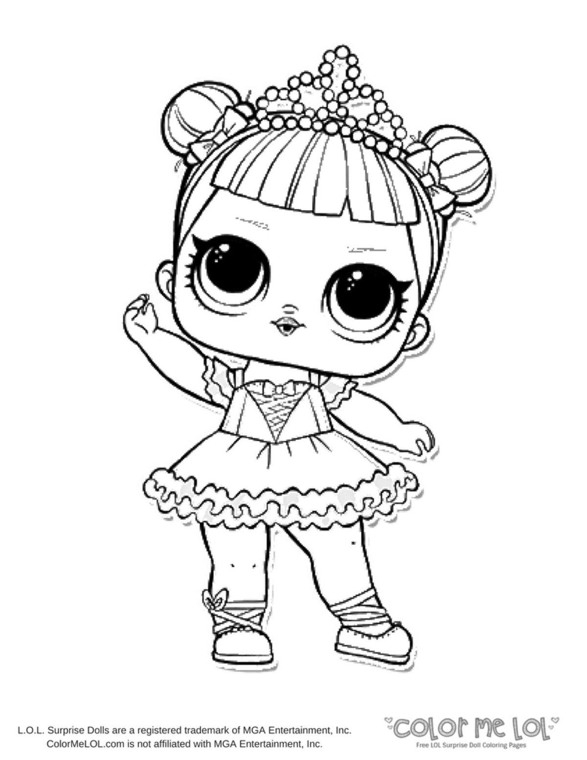 """Раскраска куклы ЛОЛ / Кукла ЛОЛ сюрприз / книжка ..."