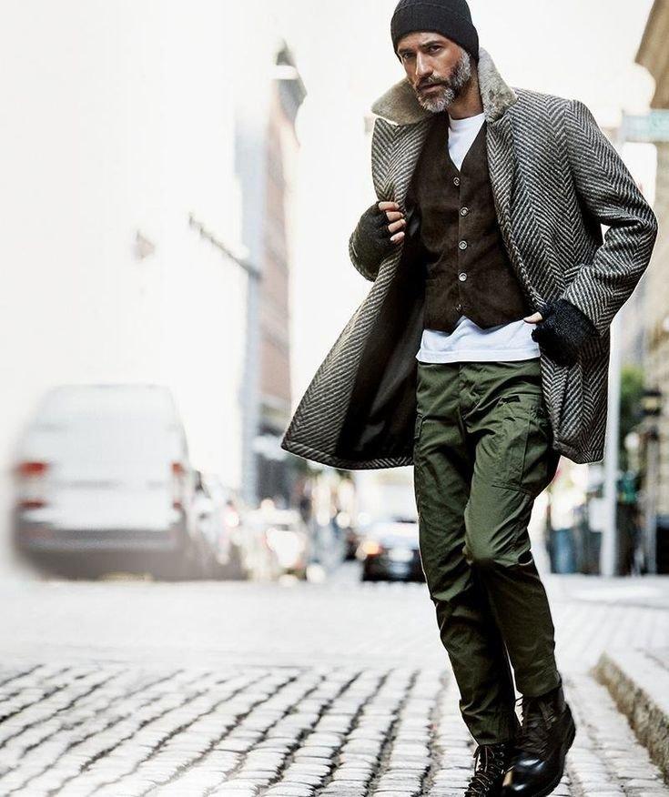 вымыть под как одеваются стильные мужчины зимой фото квартир дмитров