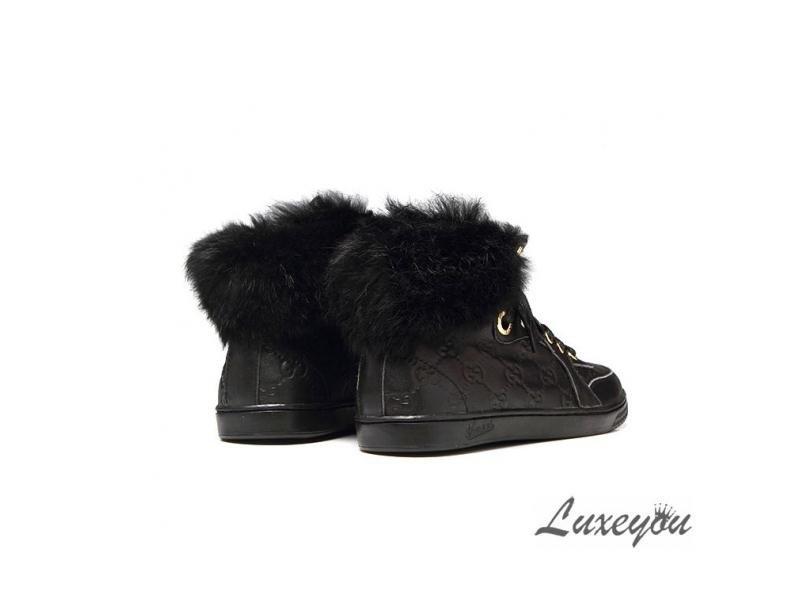 Ботинки зимние Gucci женские. Сапоги в Украине. Сравнить цены ... 542a3acf3a039
