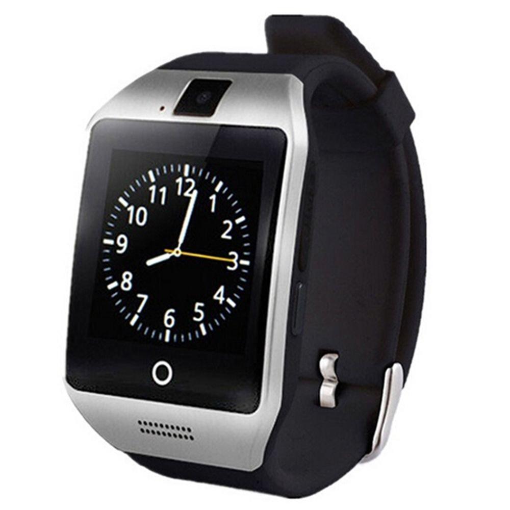 Сенсорные smart baby watch  кроме того, есть режим энергосбережения, в котором отображается только черно-белый дисплей в течение текущего времени.
