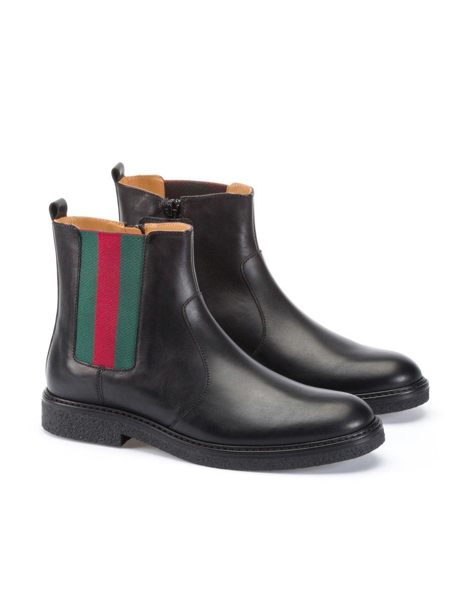 4b6a7fea4b7e Ботинки зимние Gucci женские. Купить обувь - вариантов. Обувь Гуччи -  продать Сайт производителя
