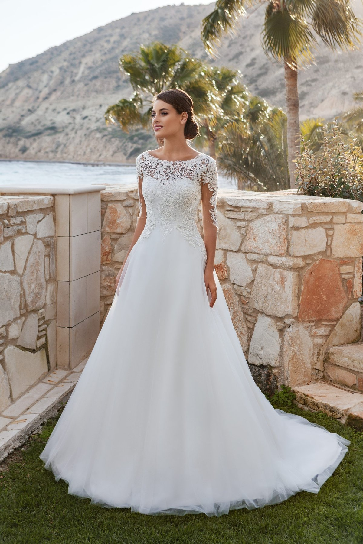 Свадебное белое платье картинки
