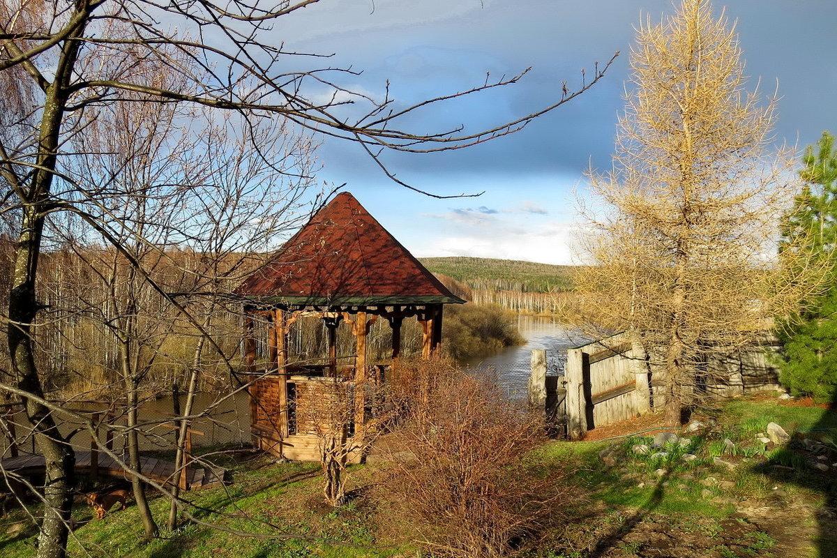 Картинки сельская весна срок