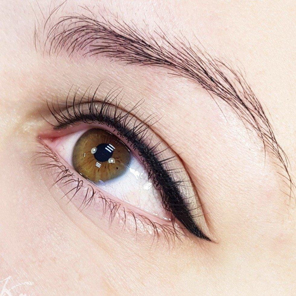 кулинарные традиции фото перманентного макияжа глаз возможность