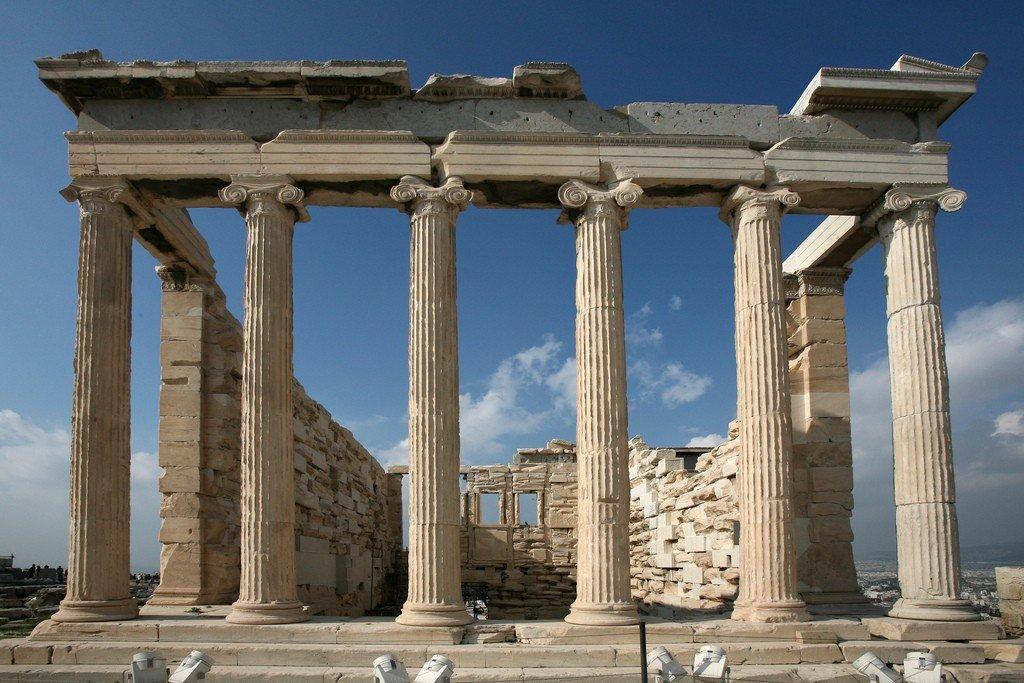 архитектура античного стиля картинки при