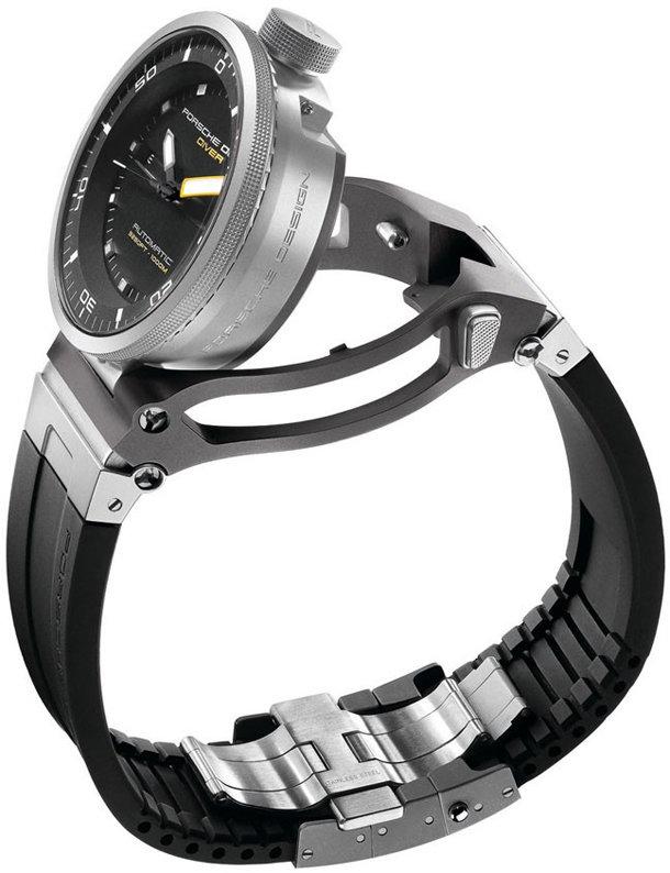 Часы с откидным циферблатом