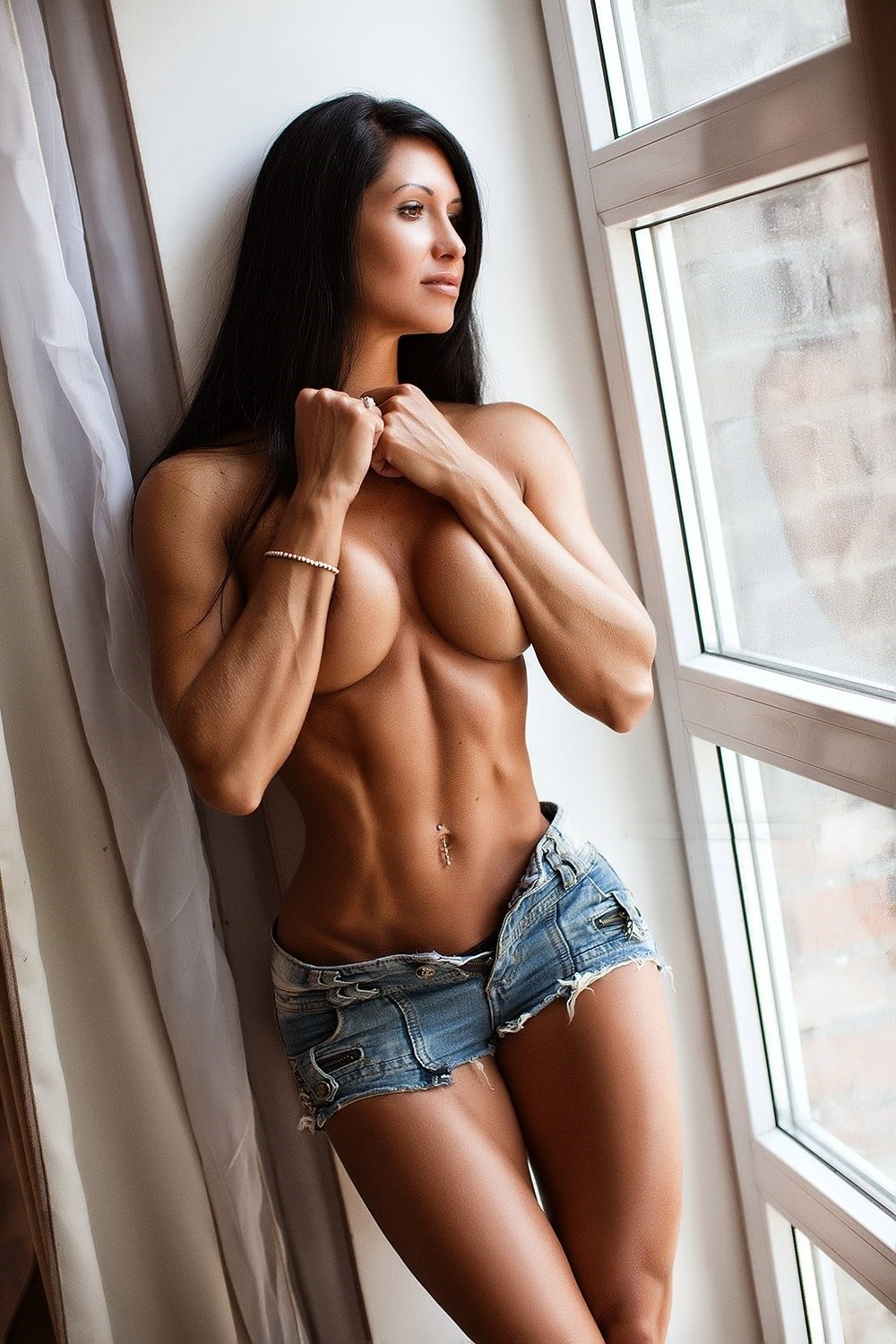 Hot fitnes babs naked