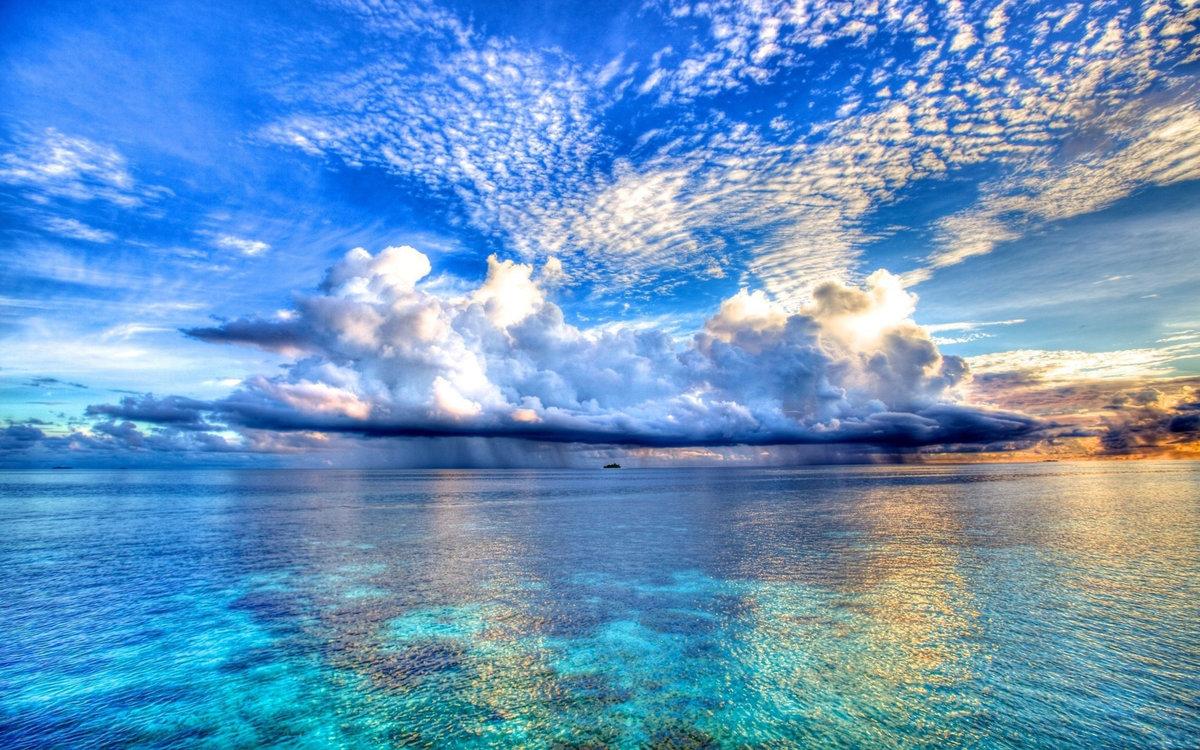 Подставить, картинки море с природой