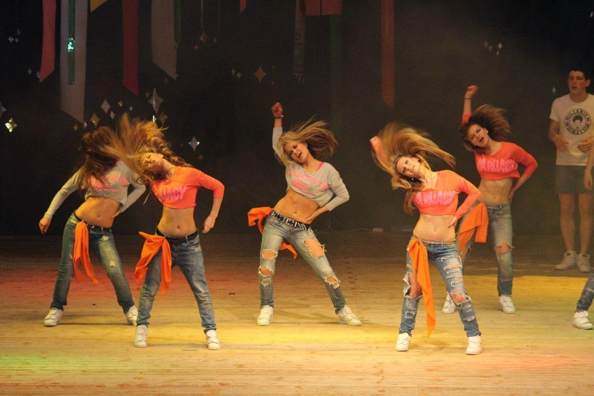 Современный танец для подростков картинки