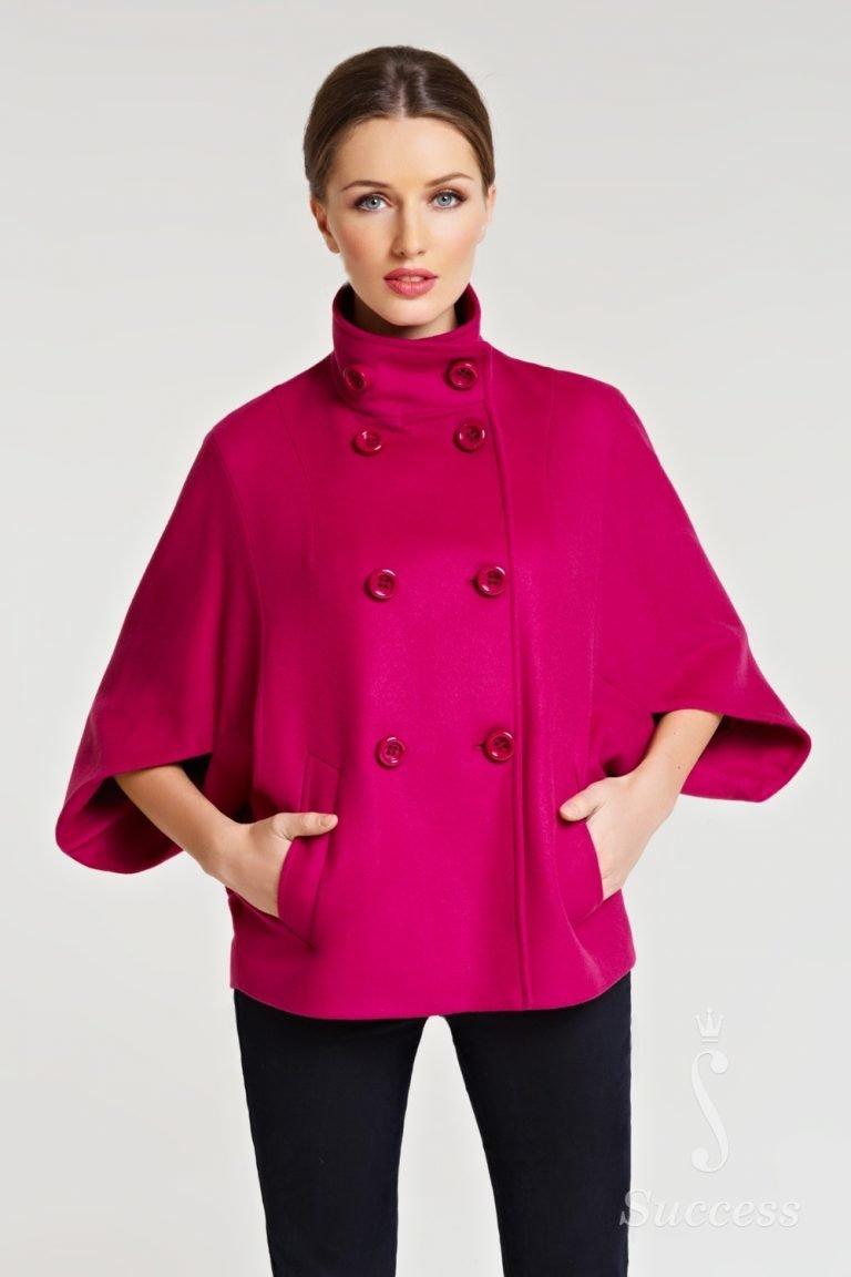 Короткие женские пальто фото