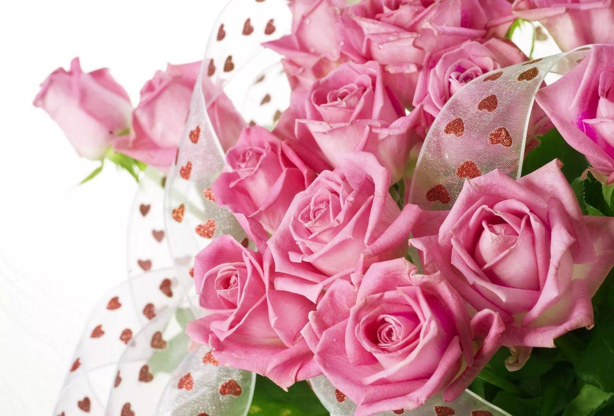 Букеты цветов поздравляю, роз пожеланиями