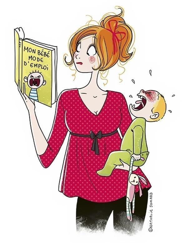 Прикольные картинки мамы