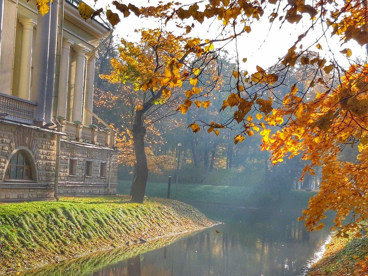 Картинки осени красивые санкт-петербурга