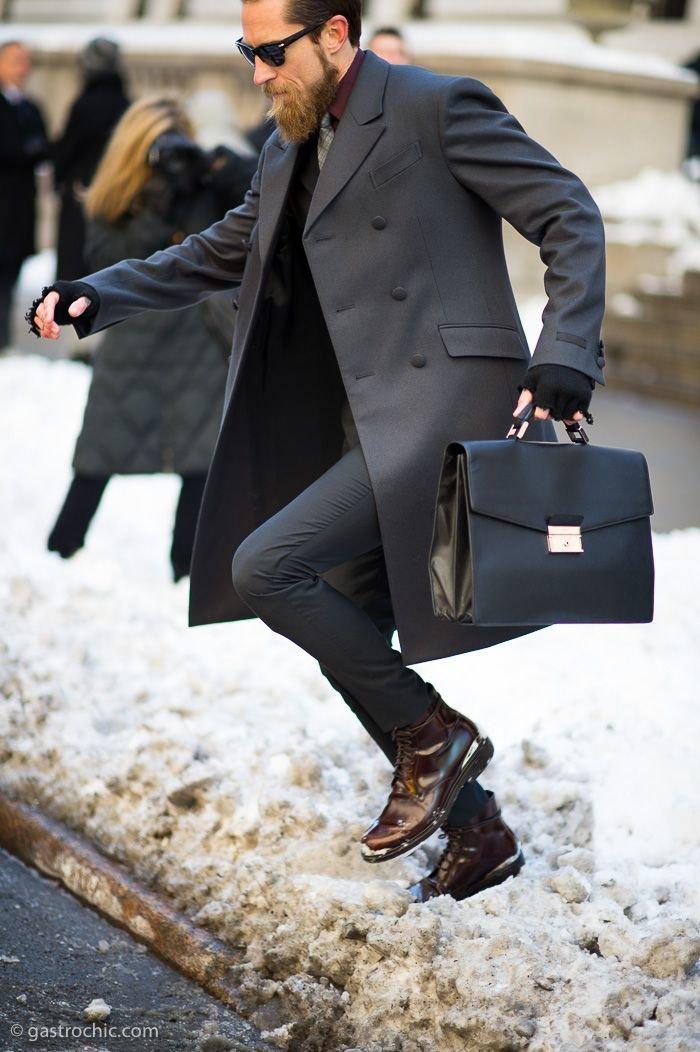 фото обувь на ноги к пальто мужская фото рисунка