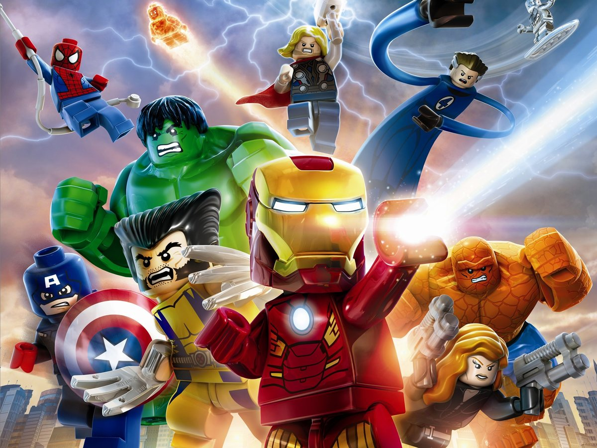 Доброго, картинки с супергероями