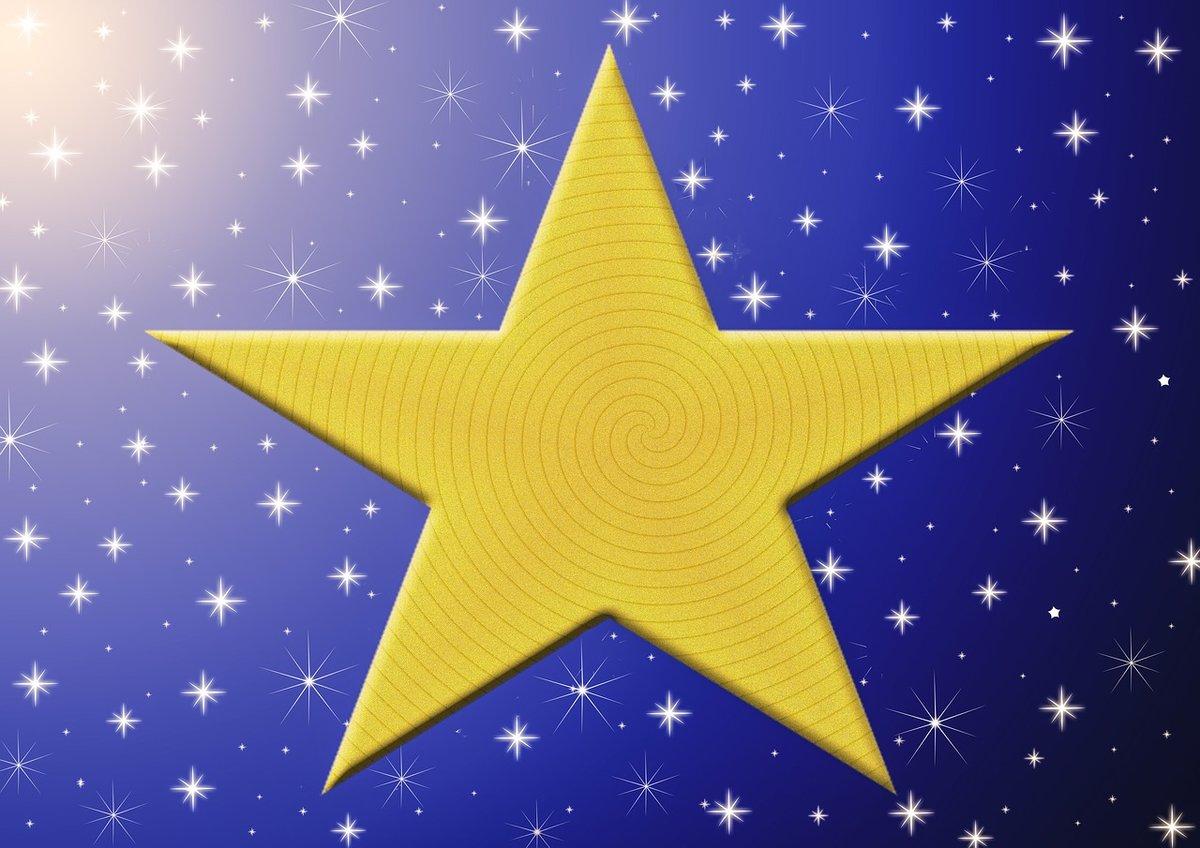 Картинки звезд и звездочек