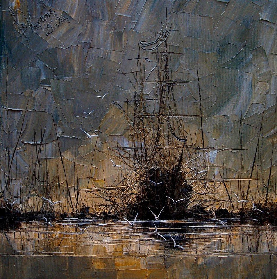 Фото современные живописцы