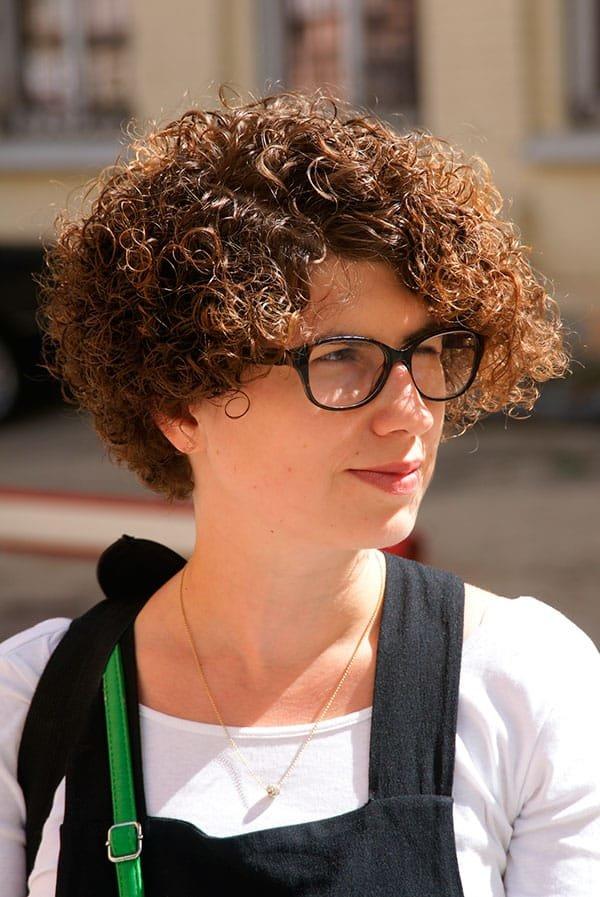 химия на короткие волосы с картинками том, как выбрать