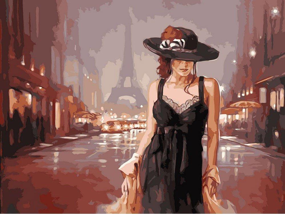 Масленицу, картинки красивых дам в шляпах в кафе парижа