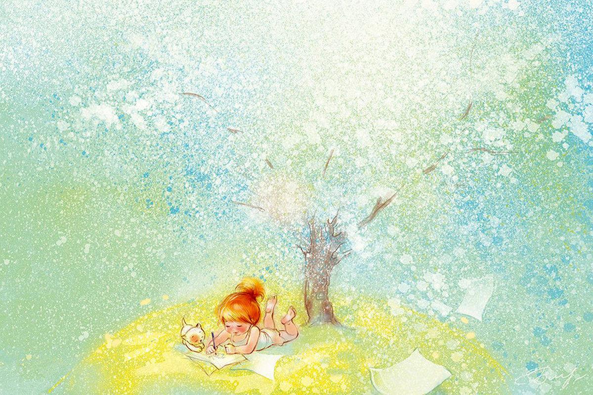 Незнакомец, красивые фоны для открыток детских