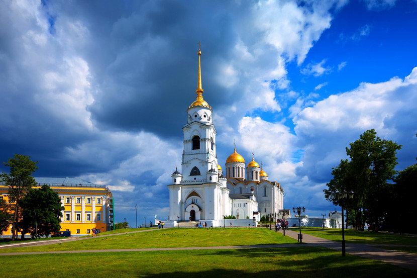 Картинки о городе владимире