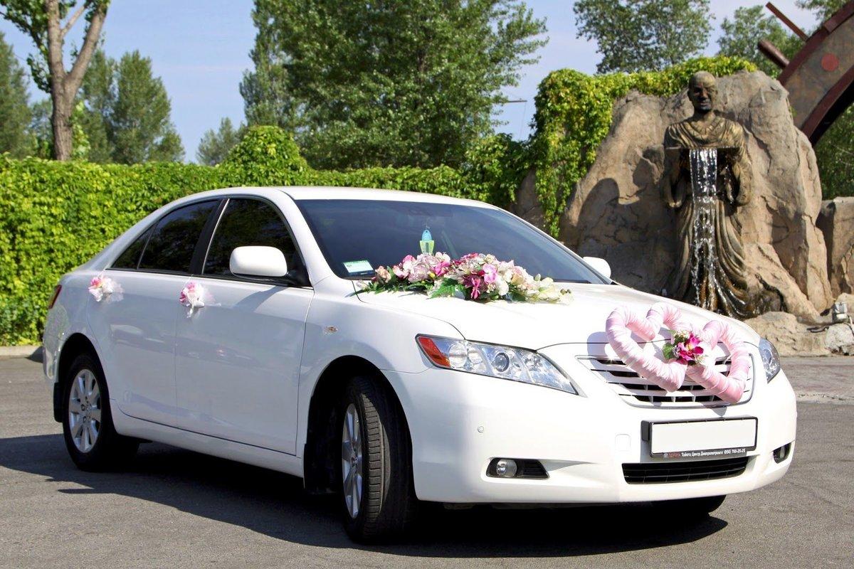 Машина для невесты фото