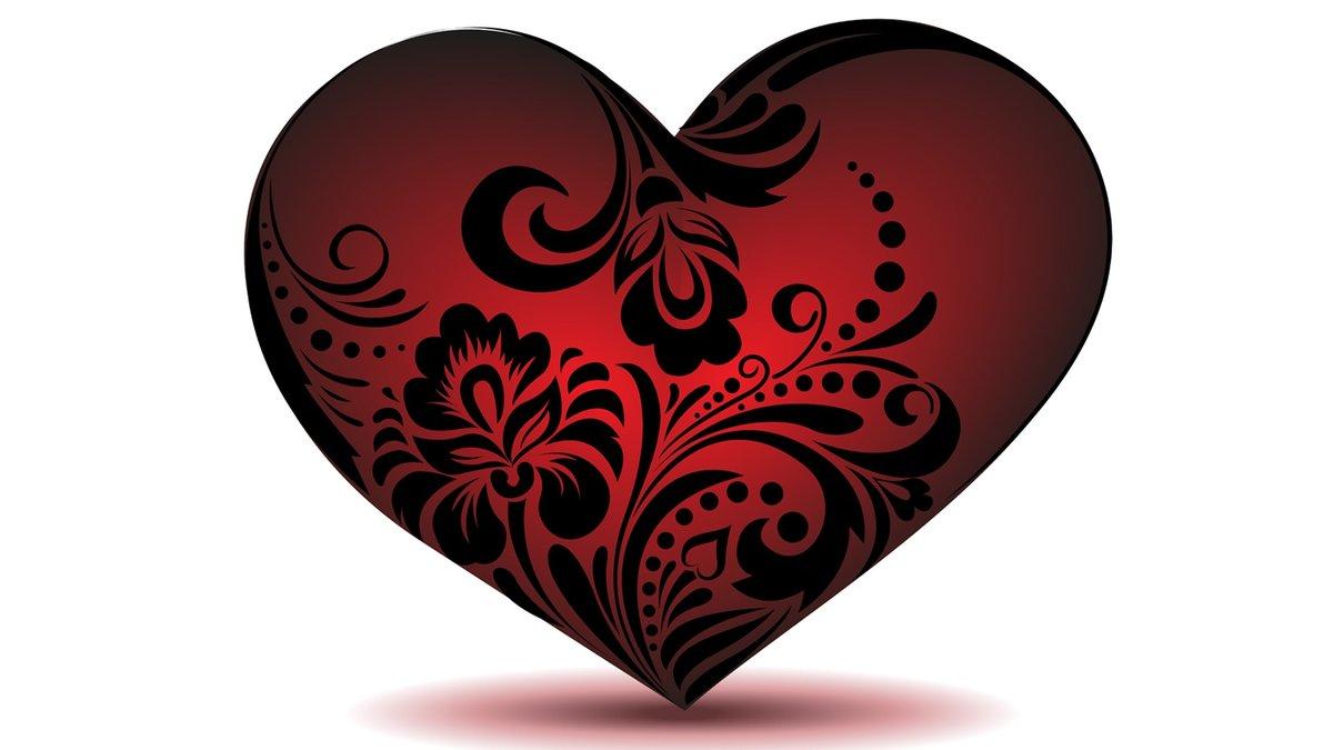 Картинки разные сердца