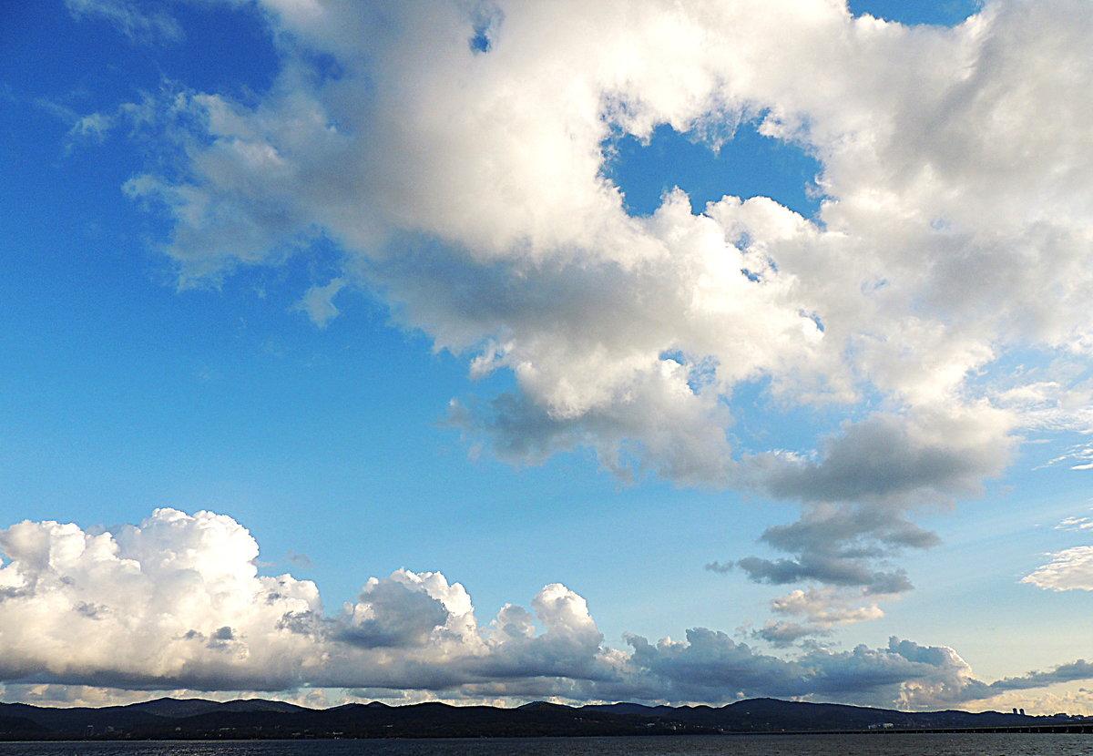 Картинки небо в облоках