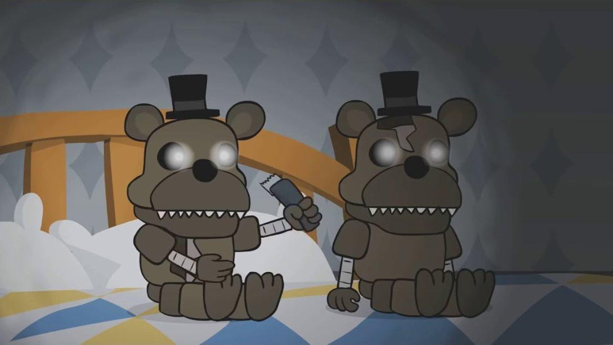 Открытки, мишка фредди смешные картинки