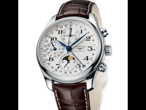 Часы Longines Master Collection. Копии швейцарских часов longines master  collection Подробности... http e8cf04c8658c8